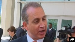 "FILE - U.S. Rep. Mario Diaz-Balart of Florida, pictured in 2011, says that ""increased travel to Cuba directly funds the individuals and institutions that oppress the Cuban people.''"