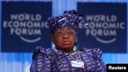 Ngozi Okonjo-Iweala Ministar Kudin Najeriya