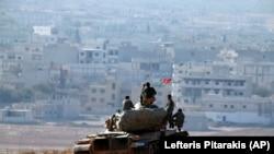 APTOPIX Turkey Syria