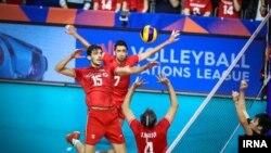 تیم والیبال ایران. آرشیو