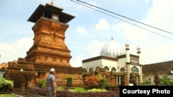 Masjid Menara Kudus. (Foto: Dinpas Pemprov Jateng)