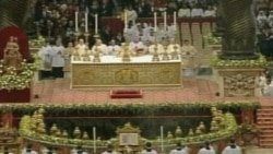 Папа закликав молитись за мир