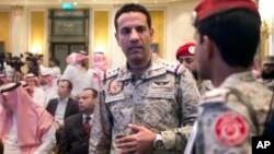 ترکی المالکی، سخنگوی نیروهای ائتلاف در یمن