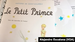"""""""Le Petit Prince"""". Éditions Gallimard 5, rue Gaston-Gallimard, Paris."""