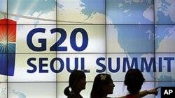20国集团首尔峰会面临暴力示威