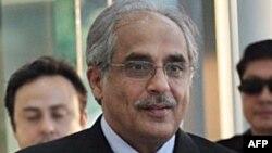 Đặc sứ của Liên hiệp quốc về các vấn đề Miến Điện Vijay Nambiar