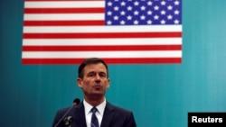 데이비드 헤일 파키스탄 주재 미국대사. 국무부 정무차관으로 지명됐다.
