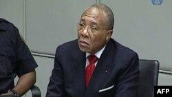 Mantan presiden Liberia Charles Taylor berusaha membatalkan vonis bersalah dan hukuman 50 tahun penjara terhadapnya (foto: dok).