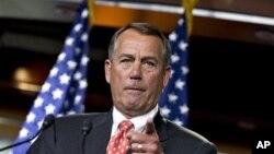 Chủ tịch Hạ viện Mỹ John Boehner