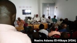 ABUJA: Taron PDP bangaren Sanata Ahmed Makarfi
