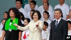 台灣新總統蔡英文