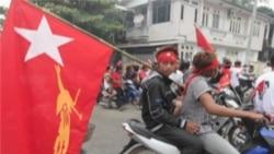 Celebrity, Novelty Mark Burmese Political Season