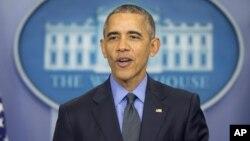 Madaxweyne Obama