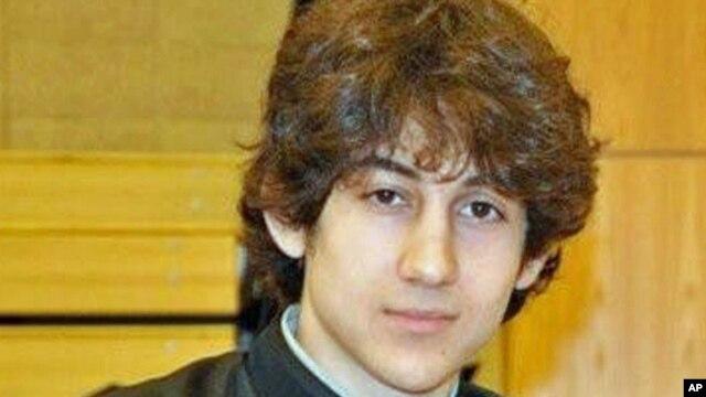 Photo non datée de Dzhokhar Tsarnaev.