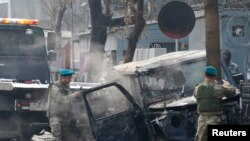 Taliban Targets Turkish Embassy Vehicle in Kabul