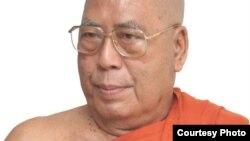 ကမာၻ႔သာသနာျပဳ ပီနန္ဆရာေတာ္ ဘဒၵႏ ၱပညာ၀ံသ- (သတင္းဓာတ္ပံု Credit to Dhammikarama Burmese Buddhist Temple)