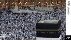حضور میلیون ها مسلمان در عربستان سعودی غرض ادای فریضۀ حج