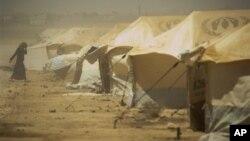 Camp Zataari, Jordan
