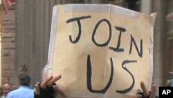 Activists Seeking to Capitalize on 'Occupy' Protests
