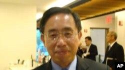 台灣經濟部駐美投資貿易服務處主任陳寬享