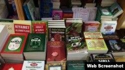 Sumqayıtda dini mağazalarda reyd keçirilib