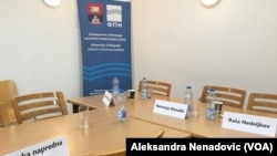 Učesnici ocenjuju ovaj sastanak kao korak napred u dobrom smeru, Foto: VOA
