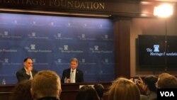 مایکل مککال، عضو جمهوریخواه ارشد کمیته امور خارجی مجلس نمایندگان آمریکا