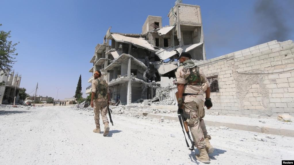 YPG Menbiç'ten Çekildi mi?