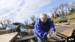 Giông bão gây chết người tại hai tiểu bang Hoa Kỳ