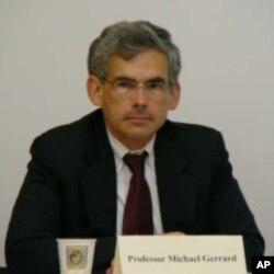 麥可吉拉德 哥倫比亞大學氣候變化法律中心主任