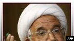 Lãnh đạo đối lập Iran Mehdi Karroubi