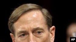 데이비드 페트레이어스 전 중앙정보국 CIA 국장. (자료사진)