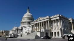 El Senado de EE.UU. votó en contra de la declaración de emergencia nacional del presidente Donald Trump el jueves, 14 de marzo de 2019.