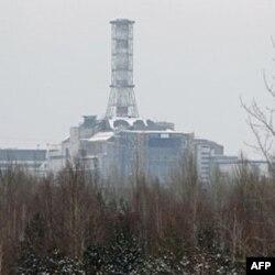 Nuklearna elektrana u Černobilu u Ukrajini