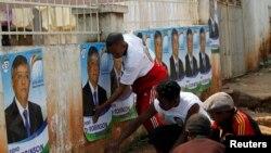 La campagne électorale battait encore son plein mercredi à Madagascar