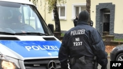 پلیس آلمان - آرشیو