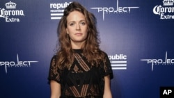Tove Lo arrives at the Republic Records Official VMA After Party on Aug. 24, 2014, in Los Angeles.