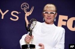 پاتریشیا آرکت برنده جایزه بهترین بازیگر نقش مکمل زن شد