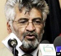 جنرال ظاهر عظیمی، سخنگوی وزارت دفاع افغانستان