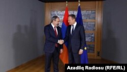 Nikol Paşinyan və Donald Task
