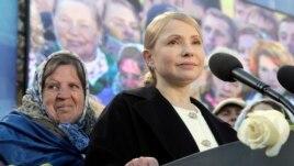 Shanset e Yulia Tymoshenkos në zgjedhjet presidenciale