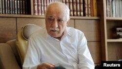 Fethullah Gulen, ulama Turki yang bermukim di AS.
