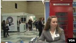 莫斯科第一次為外國人舉辦展覽會。