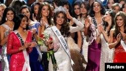 La venezolana Gabriela Isler se consagra en llevar la corona a su país por séptima vez.