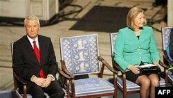 Nobel Barış Ödülü Boş Sandalyede