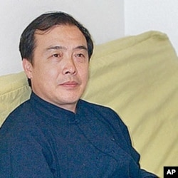 王力雄及其夫人都是博讯华人公共知识分子