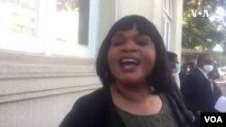 One of the recalled MDC lawmakers Lilian Timveos. (Photo: Godwin Mangudya)