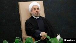 Presiden baru Iran Hassan Rouhani mengutuk pembantaian holocaust Nazi Jerman terhadap warga Yahudi dalam PD II (foto: dok).