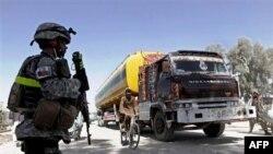 Transport NATO opreme do Avganistana