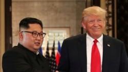 Trump နဲ႔ ေျမာက္ကိုရီးယားေခါင္းေဆာင္ ေဆြးေႏြးမည့္ကိစၥ အလားအလာေကာင္း